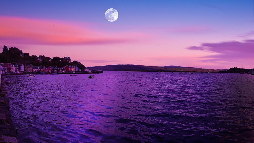 What Does The 2017 Strawberry Moon Mean For Your Sign June Full Is Going To Be Intense