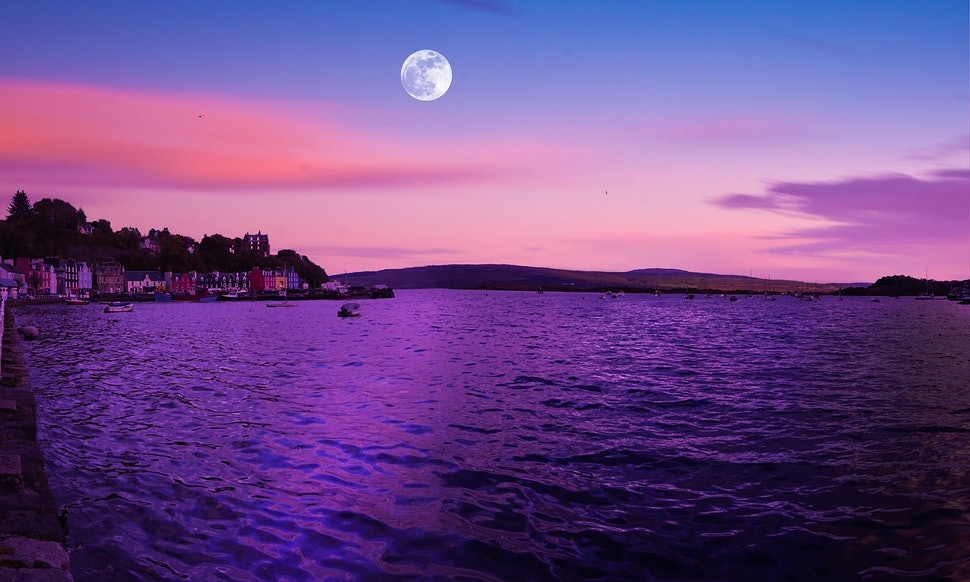What Does The 2017 Strawberry Moon Mean For Your Sign The June Full