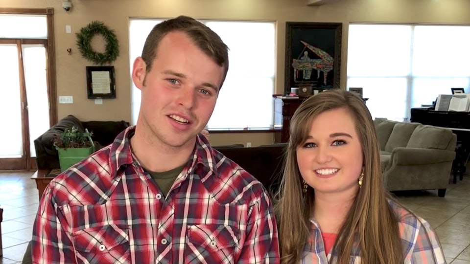 duggar son engaged