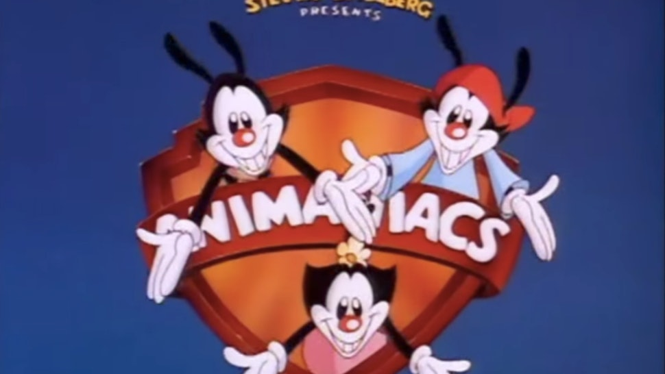 This 'Animaniacs' Reboot Will Give You Major '90s Nostaglia