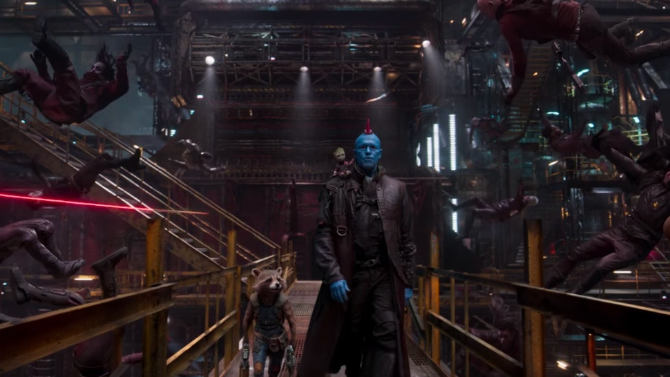 what did yondu do before guardians of the galaxy vol 2 he wasn t