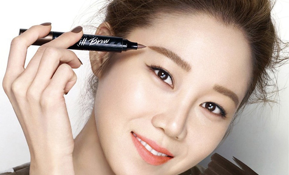 The 5 Best Korean Eyebrow Tattoo Makeup Products That Last ...