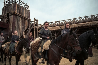 Uhtred in 'The Last Kingdom'