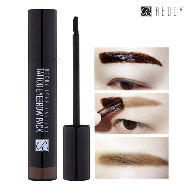 The 5 Best Korean Eyebrow Tattoo Makeup Products That Last For Days