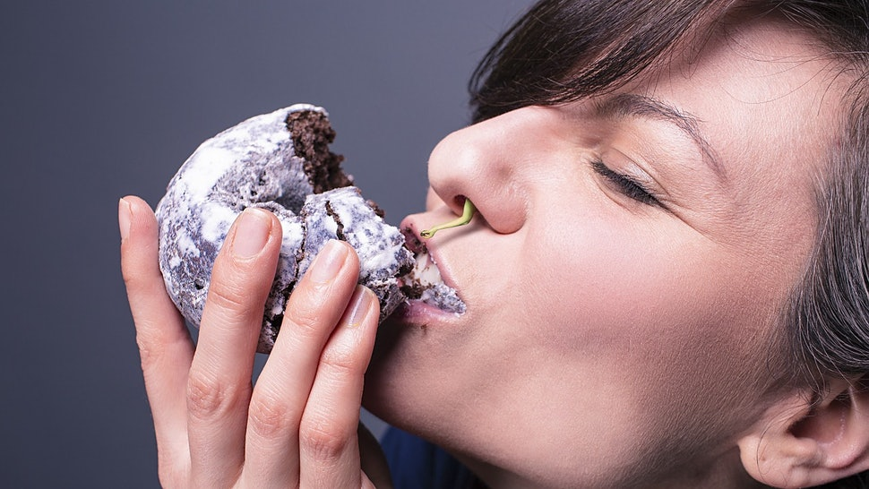 Is Picking Your Nose & Eating It Good For You? New Research