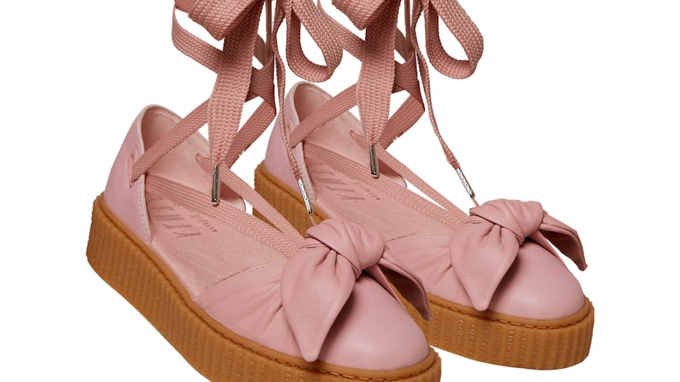 1448aa7af What Colors Are The Rihanna x Puma Creeper Sandals  You Have Choices