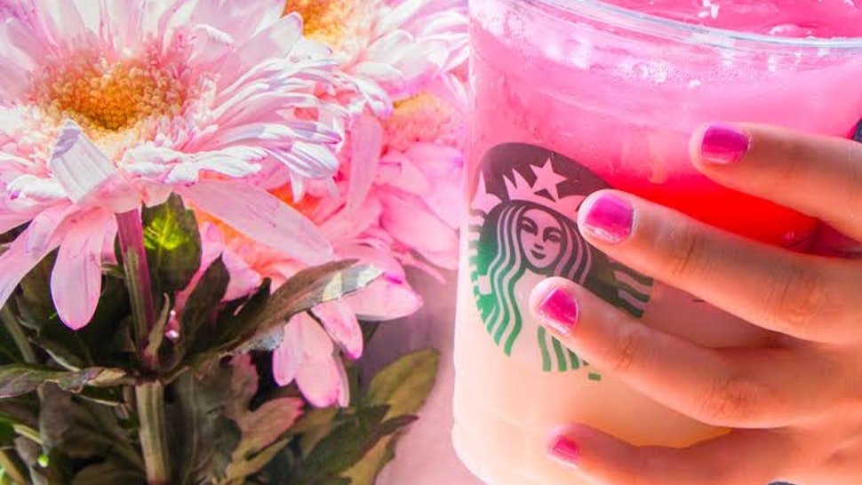 How Long Is The Starbucks Ombre Pink Drink Available You