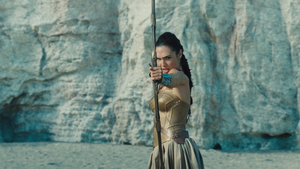 Is Wonder Woman Based On A Greek Goddess? The Character's Origins