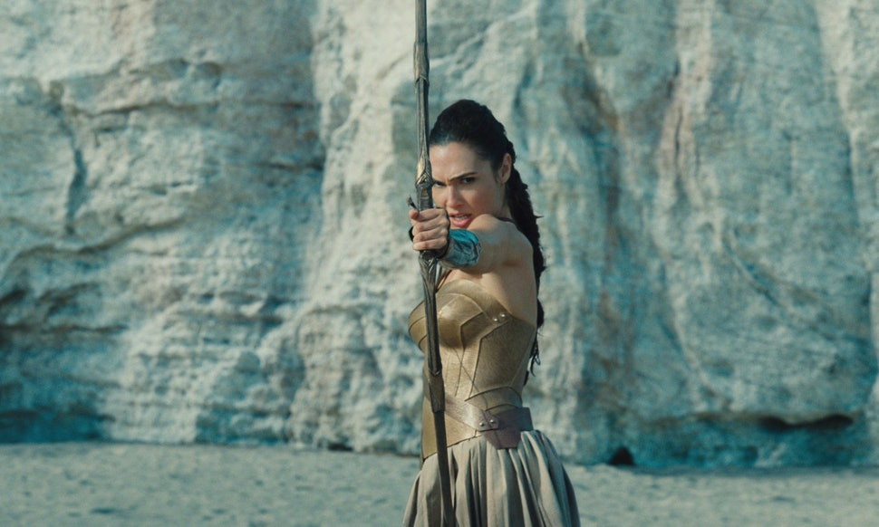 Is Wonder Woman Based On A Greek Goddess The Characters Origins