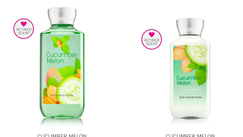 These 10 90s Bath Body Works Scents Are Back For A Limited Time