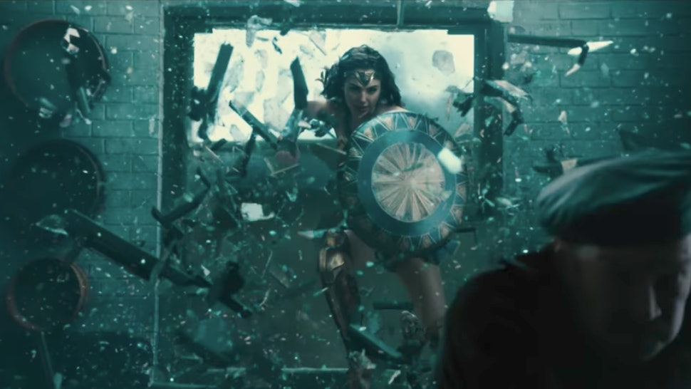 Why Women Are Crying During Wonder Woman Fight Scenes-7569