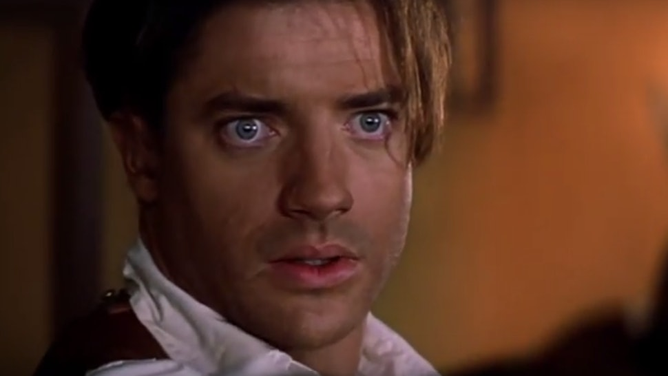 Is Brendan Fraser In 'The Mummy'? His '90s Performance Has