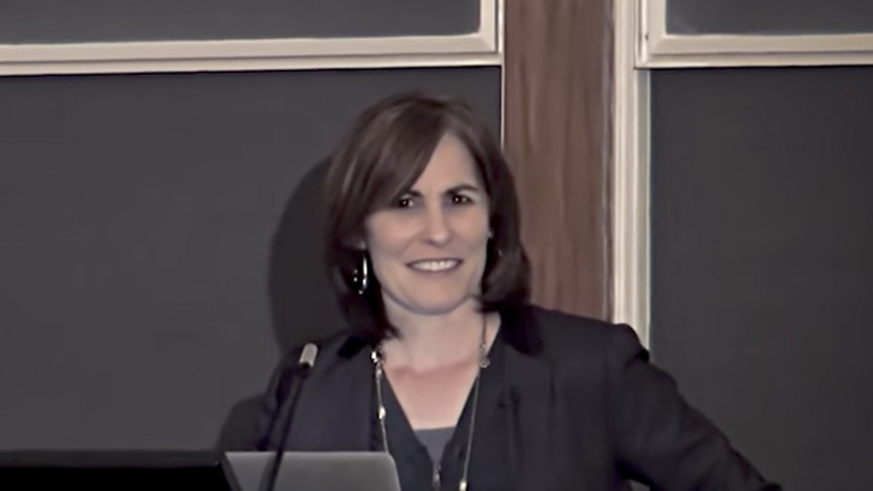 HHS Appointee Valerie Huber, Abstinence-Only Proponent