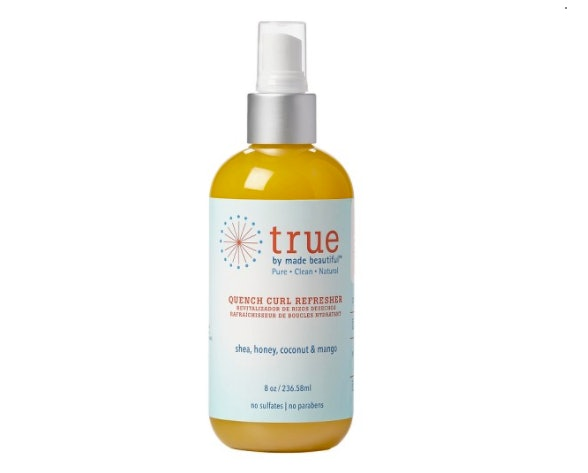 17 Curl Refresher Sprays For Natural Hair That Will Give You The