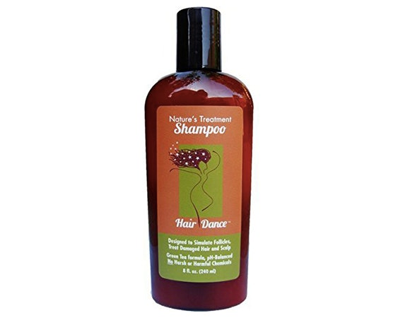 Best  Percent Natural Shampoo