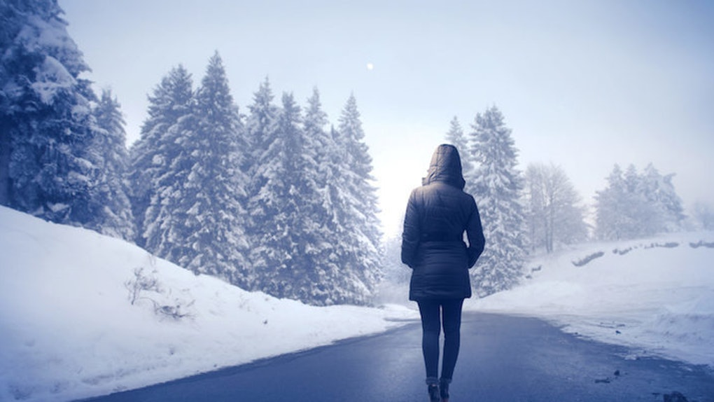 25 Reasons Why Every Girl Can't Stand The Winter Season
