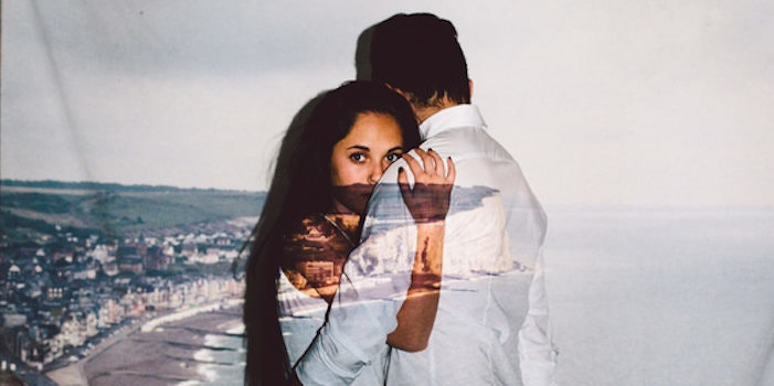 Dating someone just because they like you