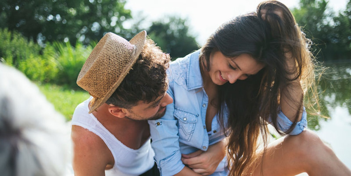 The First Time You Fall In Love Could Determine The Course Of Your Entire Life