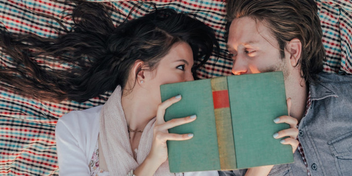 Why Readers, Scientifically, Are The Best People To Fall In Love With
