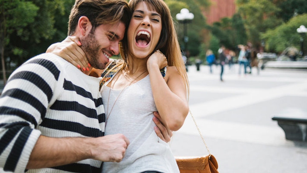 10 Reasons Why You'll Fall For The Funny Guy Every Time
