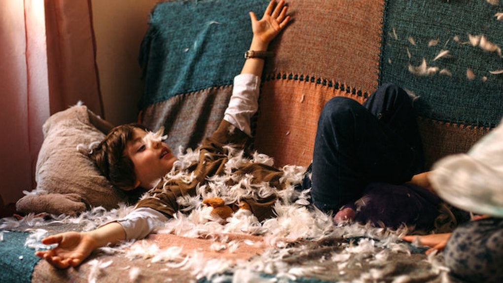 The Psychology Behind Messy Rooms: Why The Most Creative People ...