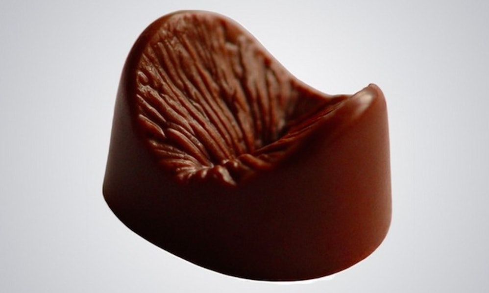 You Can Actually Give Your Valentine A Chocolate Mold Of