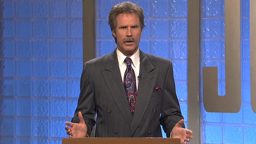 Image result for snl trebek
