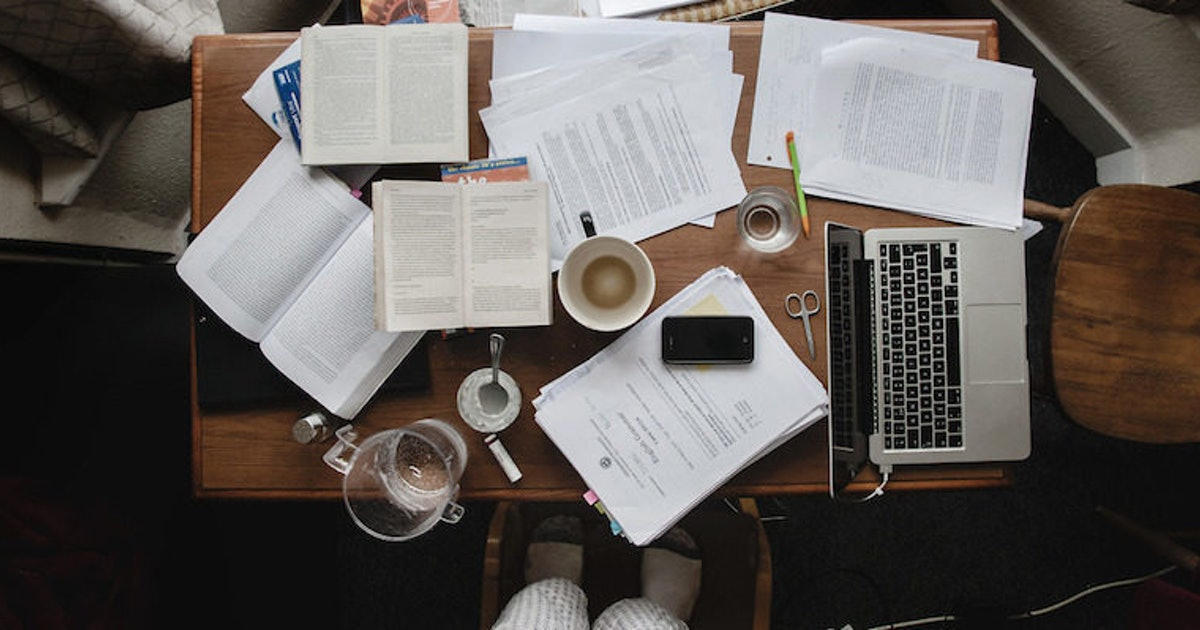The Physics Of Productivity: Newton's Laws Of Getting Sh*t Done