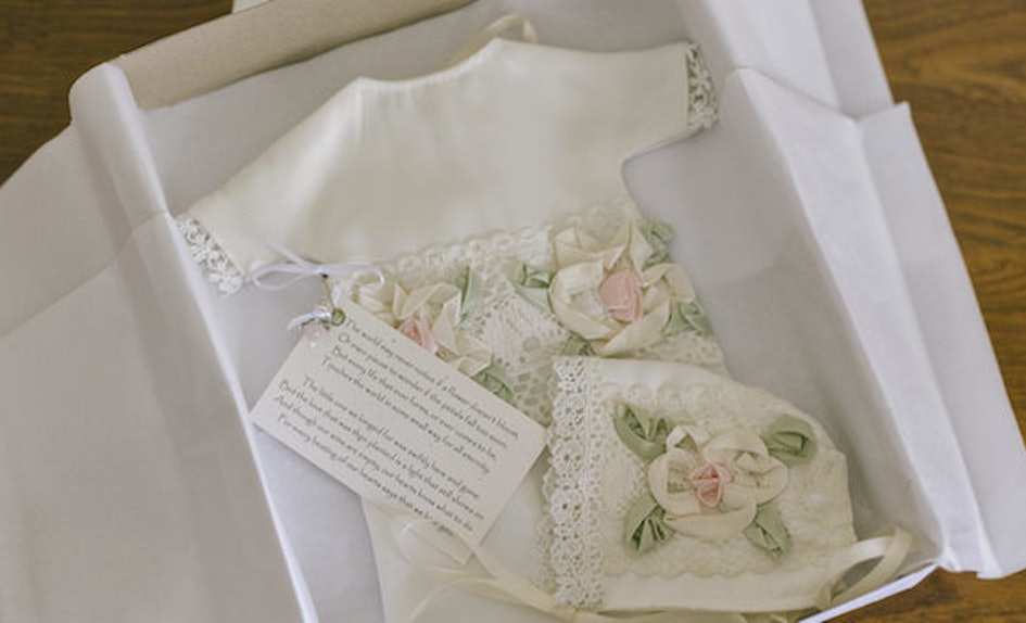 Brides Are Donating Wedding Dresses To Make Gowns For Babies Who Died