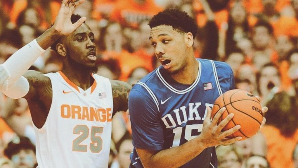 6 Reasons Duke Vs Syracuse Is The Next Great College