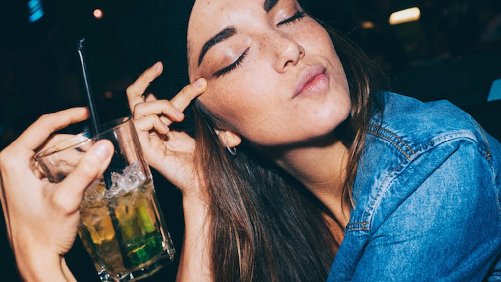 Drinking Red Bull Vodkas Is The Same As Doing Cocaine