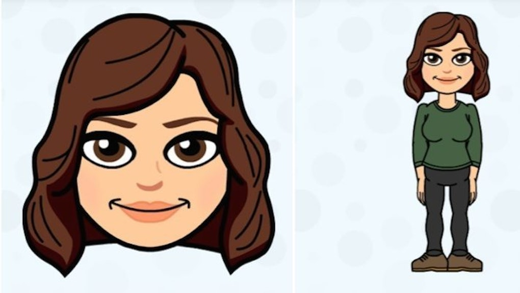 Finally! There's Now An App That Lets You Create An Emoji Of Yourself