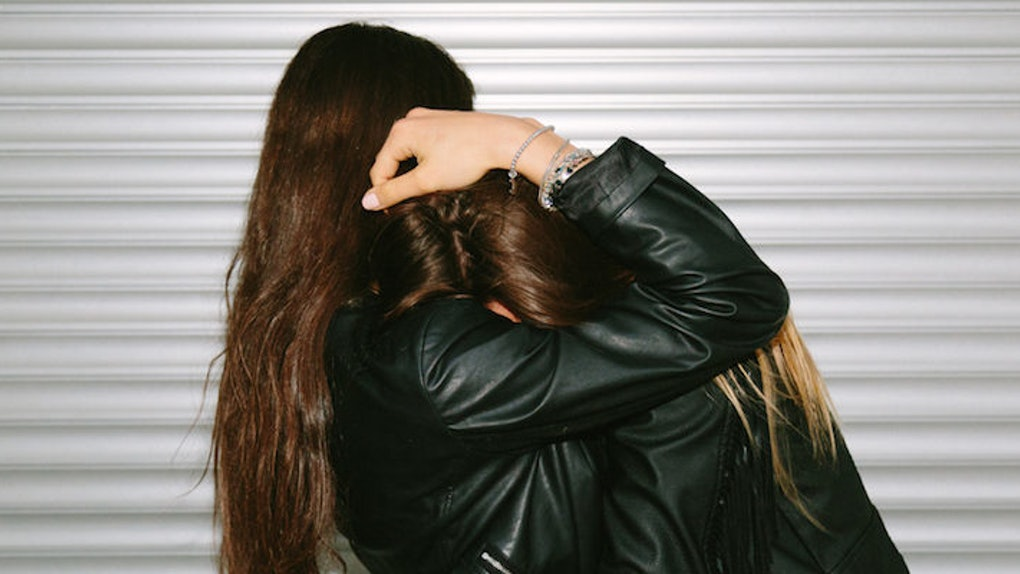 first time shy lesbian