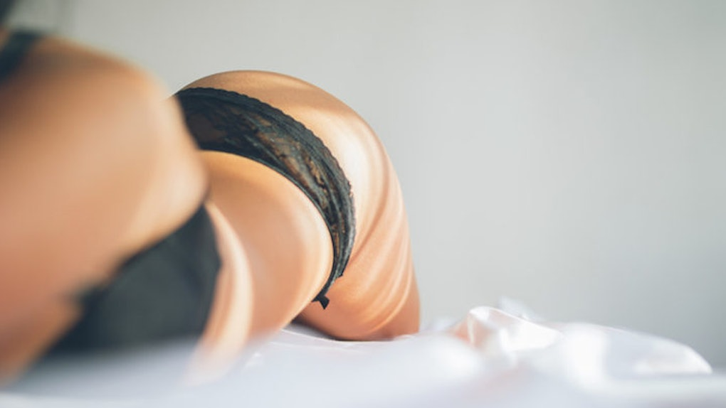 Image result for girl sleeping in a thong