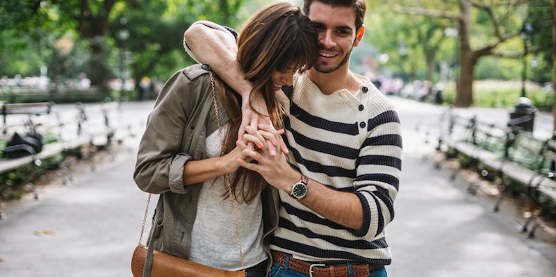 End casual dating relationship