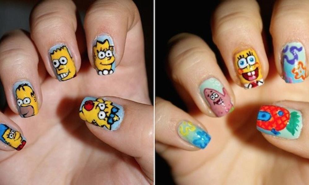 Impressive Nail Art Image collections - nail art and nail design