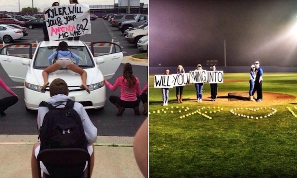 21 Amazing Promposals That Are Better Than Most Marriage Proposals