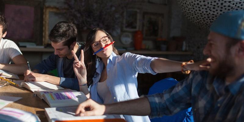 Benefits of dating a nerd