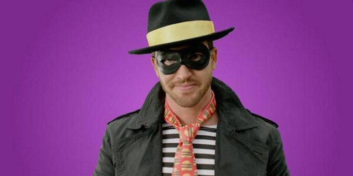 McDonalds Hamburglar Sunglasses VERY HARD TO FIND
