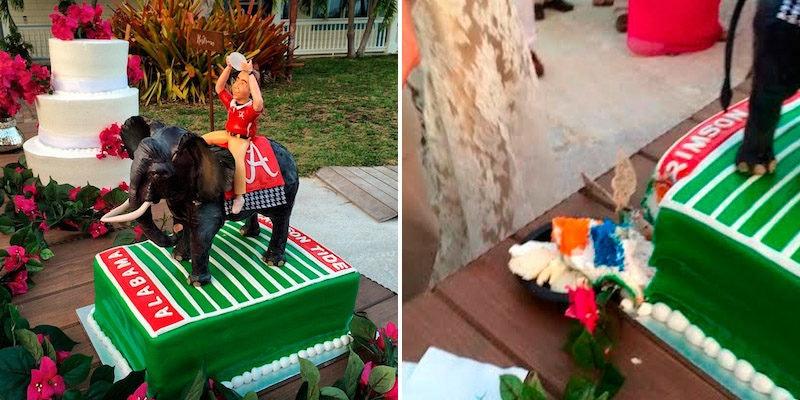Marriage husband pulls hilarious prank wife