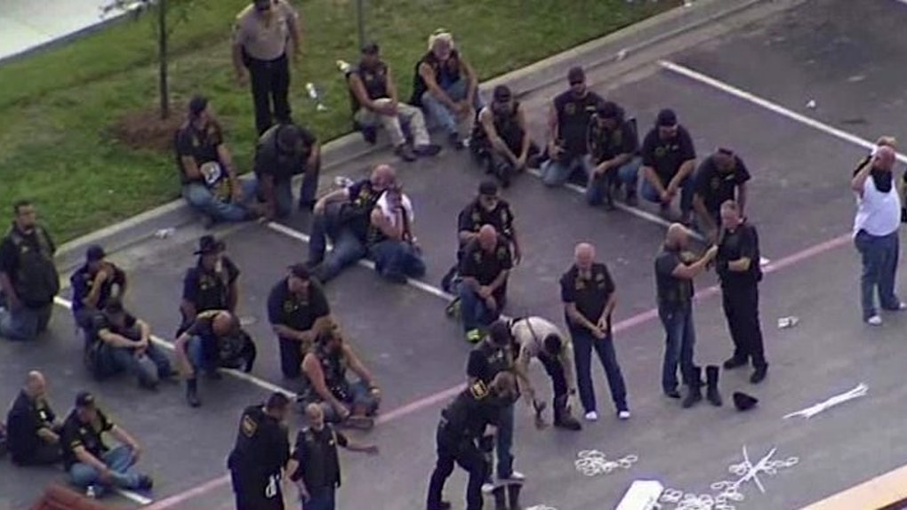 How The Waco Biker Shooting Shows Media Really Is Black And