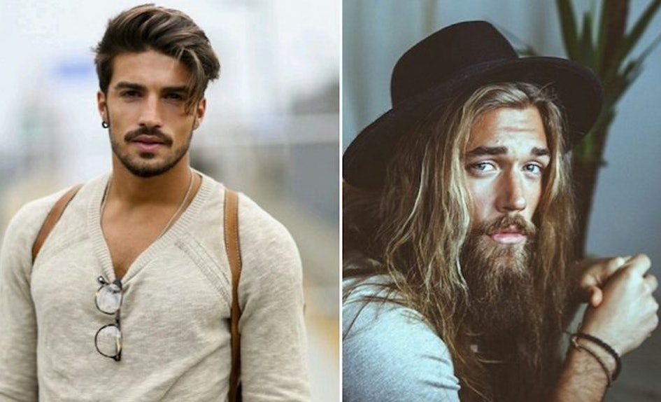 20 Guys With Hipster Haircuts Who Are Actually Hot Photos