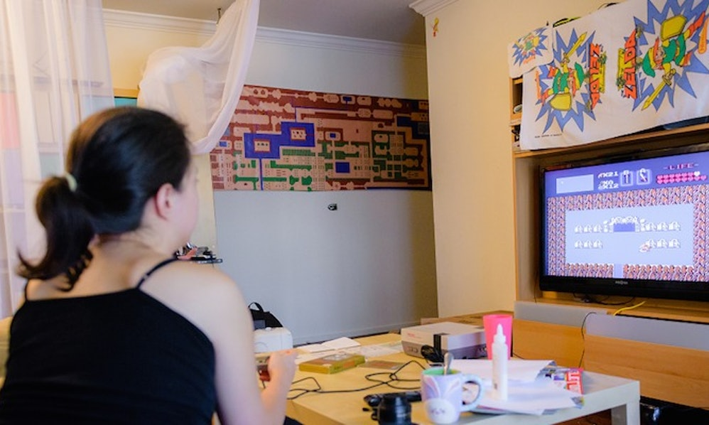 This Guy Hacked A Video Game To Create The Ultimate Marriage