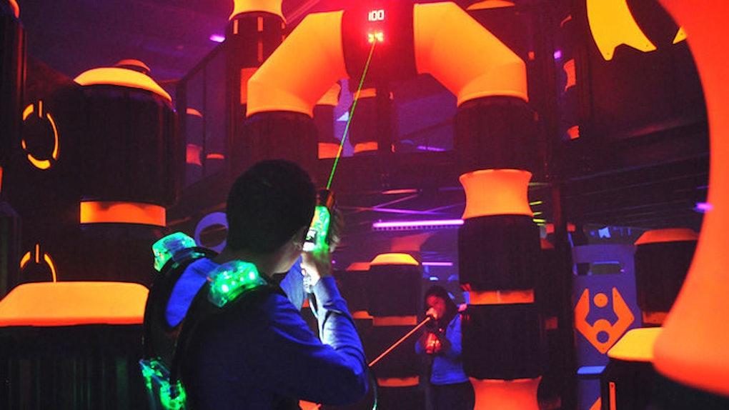 The Six Life Lessons We All Learned From Playing Laser Tag