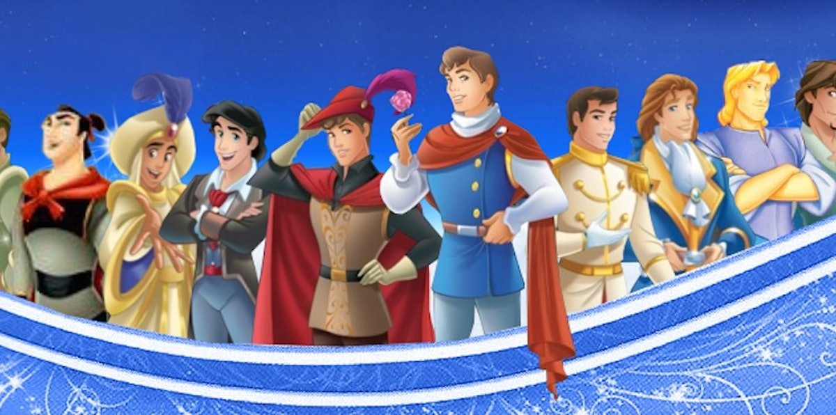 If Disney Princes Battled To The Death, This Is How It Would Turn Out