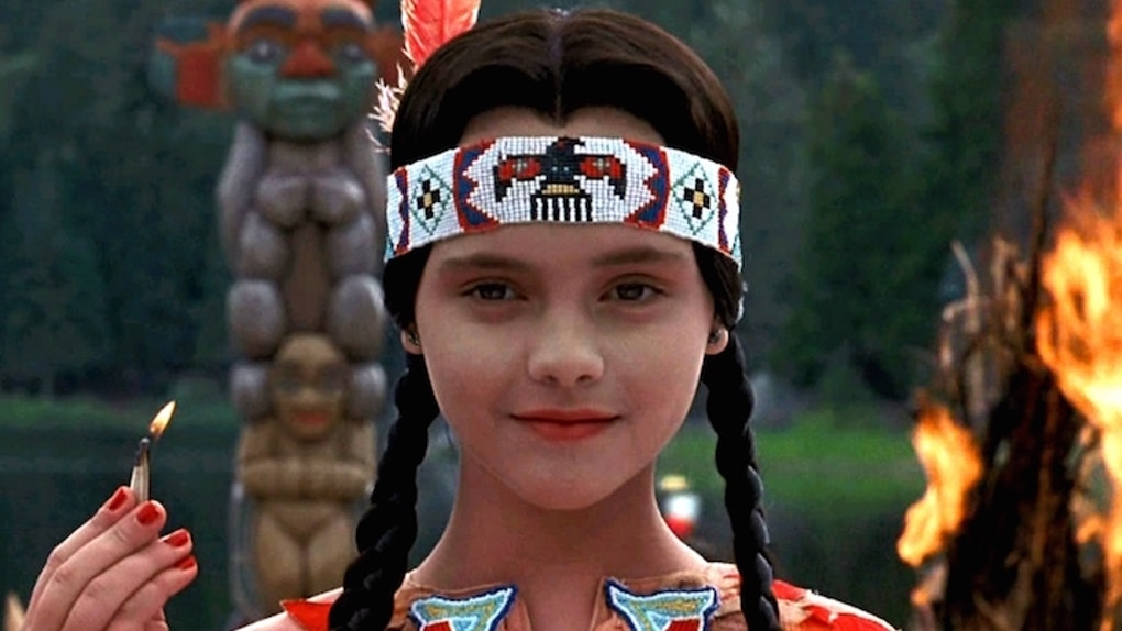 All Black Everything 24 Reasons Wednesday Addams Is Your Spirit Animal