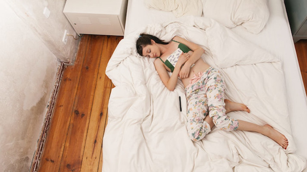 Familiar Pain: 11 Things That Happen When You Sleep With Your Ex