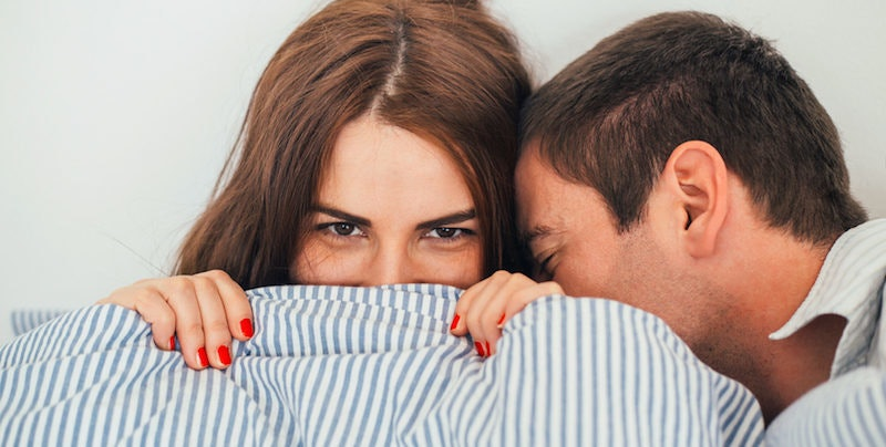 Hookup while spouse is terminally ill