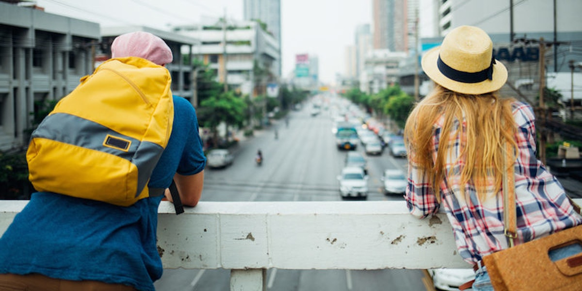 5 Things Everyone Gets Completely Wrong About Long Distance Relationships