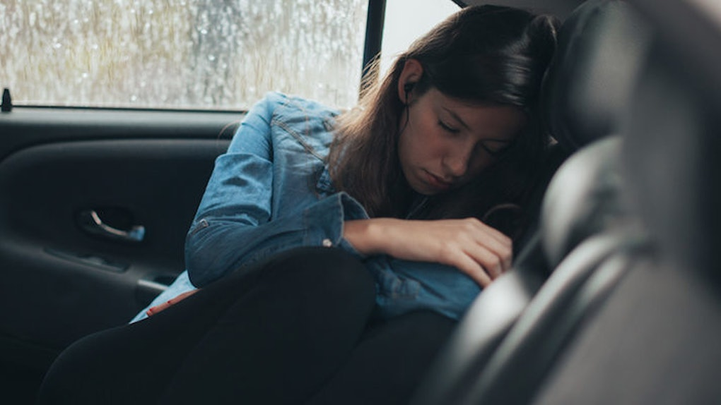 Carcolepsy: The Science Behind Why People Instantly Pass Out In The Car